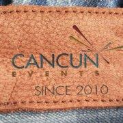 Diseño de logotipo Cancún Events