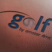 Amstar DMC Golf Logo