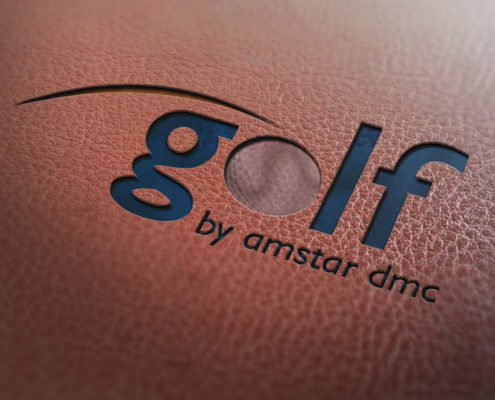 Amstar DMC Golf Logo