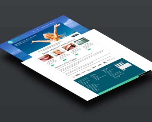Dentist in Mexico | Diseño Web