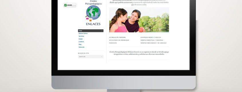 Enlaces Cancún | Diseño Web