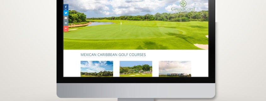 Asociación de Campos de Golf del Caribe Mexicano