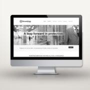 Strandhögg Seguridad | Diseño Web